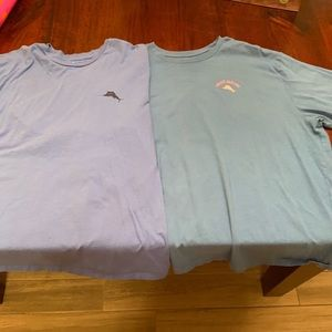 Two men's Relax Tommy Bahama tee t-shirt XXL